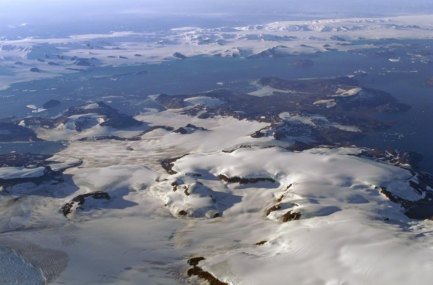 Western James Ross Island